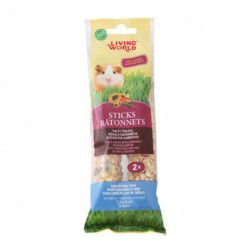 LW Guinea Pig Fruit Stick, 2-pack 112gr