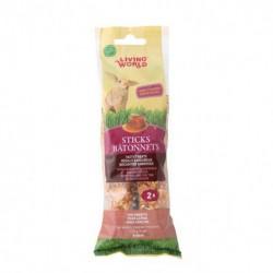 LW Rabbit Honey Stick, 2-pack 112gr