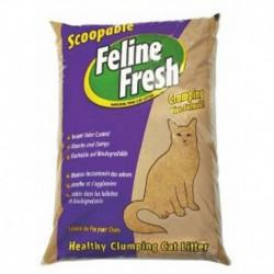 Féline Fresh Clumping Pine Litter 34lbs