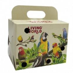 Boîte de transport LW pour oiseaux