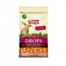 LW Rabbit Treat, Carrot Flavor-V