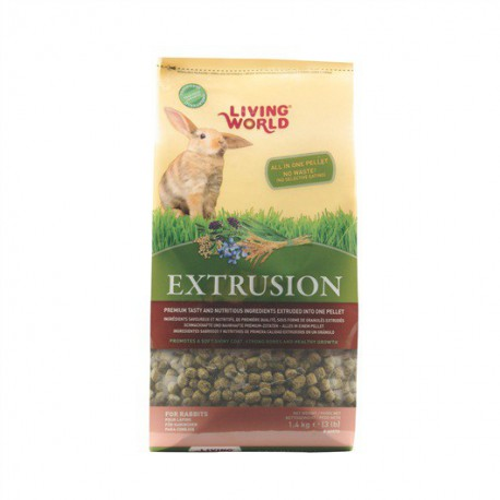 Aliment Extrusion LW, lapins, 1,4 kg-V