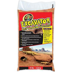 Excavator Clay Burrowing Substrate10 LB