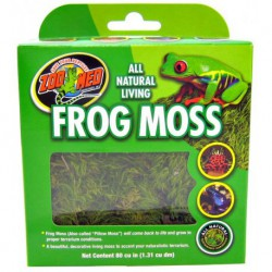 All Natural Frog Moss (80 Cu In)