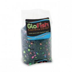 GloFish Gravel Black with Fluorescent Highlights 5lb