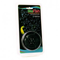 GloFish Round Bubbler with 6 Blue LEDS