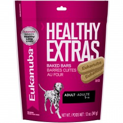 EUK. HEALTHY EXTRAS ADULT TREATS / EUK. BISCUITS ADULTE12 oz