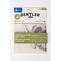 DENTLER BOIS CERVIDES SPLIT NATUREL PETIT (CS20)