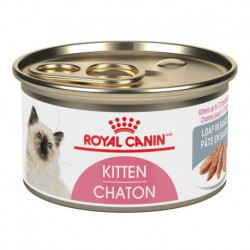Kitten Instinctive / Chaton Instinctif LOAF / PÂTÉ 3 oz 85 g