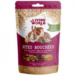 Bouchées LW pour petits animaux, quinoa, 60g (2,1oz) *nou