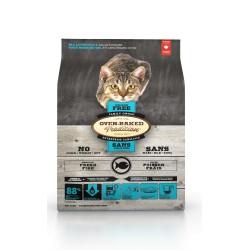 OBT Nourriture Chat / Sans-Grain Poulet 2.5 lbs