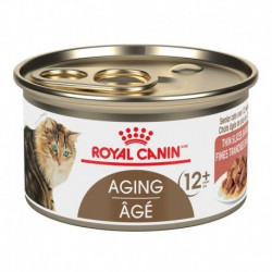 Aging 12+ / Chat Âgé 12+THIN SLICES IN GRAVY / TRA ROYAL CANIN Canned Food