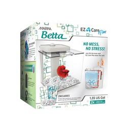 MA EZ Care PLUS Betta Aqurm, 4.9L, Wht