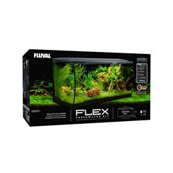 Aquar. Flex FL 123L (32,5USgal), blanc