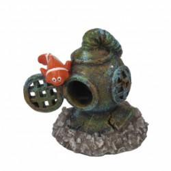 Aqua Della Clown Fish w/Helmet