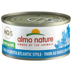 ALMO NATURE CHAT THON AU BOUILLON ATLANTIQUE 70GR