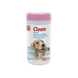 Lingettes Clean DO oreilles,70 non parf.