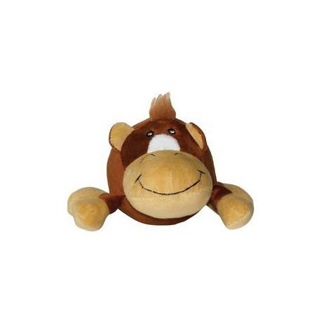 Jouet en peluche Bouncy Luvz Dogit avec balle, orang-outan,
