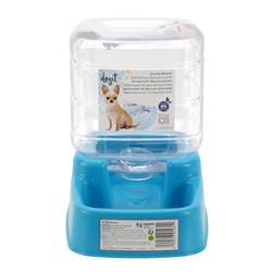 Distr. d¿eau par gravité DO, bleu, 1L