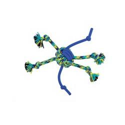 Balle-araignée corde/TPR K9 Fitness ZS