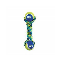 Haltère corde/2balles K9 Fitness ZS, M