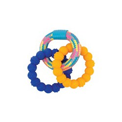 ZS Mojo Brights TPR & Rope Ring Tug