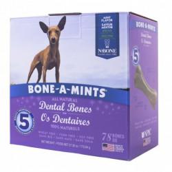 BONE-A-MINTS MINI 78 UNITES 27.3oz