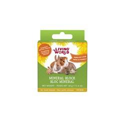 Bloc minéral  LW pour petits animaux, arôme de pissenlit, 40