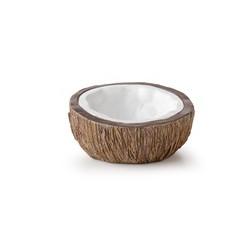 Bol à eau ET en forme de noix de coco