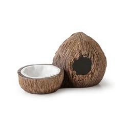 Exo Terra Coconut Hide & Water Dish