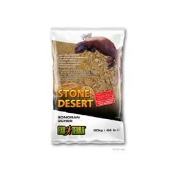 Substrat Désert de pierres E.T désert de Sonora, ocre, 20 kg