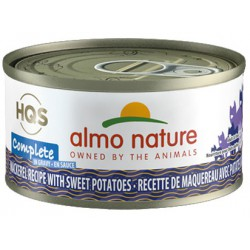 ALMO NATURE COMPLETE CHAT MAQUEREAU ET PATATE DOUCE 70GR