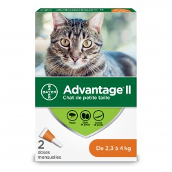 Advantage II S.Cat 2ds 2.3-4kg