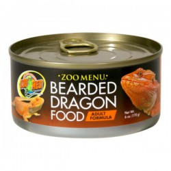 Bearded Dragon Food (wet)6 OZ