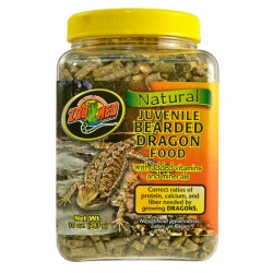 Natural Bearded Dragon Food (Juvenile)10 OZ