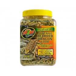 Natural Bearded Dragon Food (Juvenile)20 OZ