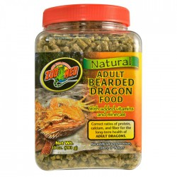 Natural Bearded Dragon Food (Adult)10 OZ