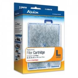 Aqueon Filter Cartride Large 3 pk