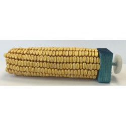 DRIED CORN COBS WITH HOLDER box **x6**