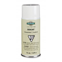 PETSAFE CHAT RECHARGE SPRAY REPULSIF SSSCAT