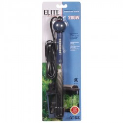 Elite Submersible Pre-Set Heater, 200W