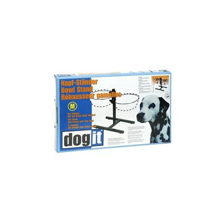 Support Dogit - Bols/Nourriture,2 Bols-V