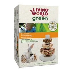 Support à snacks Living World Green