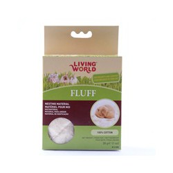 Duvet Living World Pour Hamster, 28 G