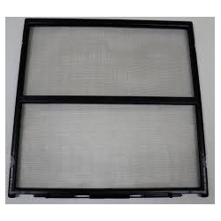 Couv. grill. EXT p/terra., 45x45cm-V