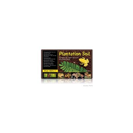 Substrat tropical Plantation Soil EX T en fibres de noix de