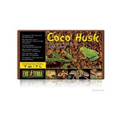 Substrat tropical Coco Husk EX T, bloc compressé, 8,8 L (8 p