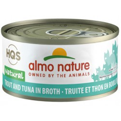 ALMO NATURE CHAT TRUITE ET THON 70GR