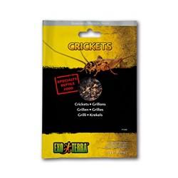 Grillons EX T emballés sous vide, 15 g