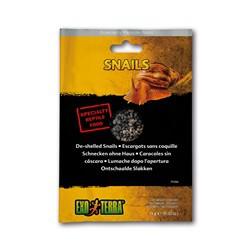 Escargots EX T emballés sous vide, 15 g
